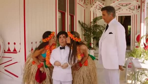 HBO Previews Peter Dinklage as Fantasy Island's Villechaize in 'My Dinner with Hervé' Teaser