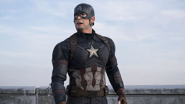 Joe Russo Says Chris Evans NOT Done with Captain America