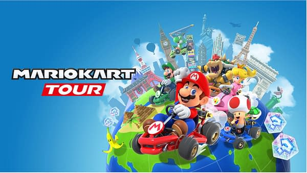 """Mario Kart Tour Races"" Will Launch On Mobile In Late Setptember"