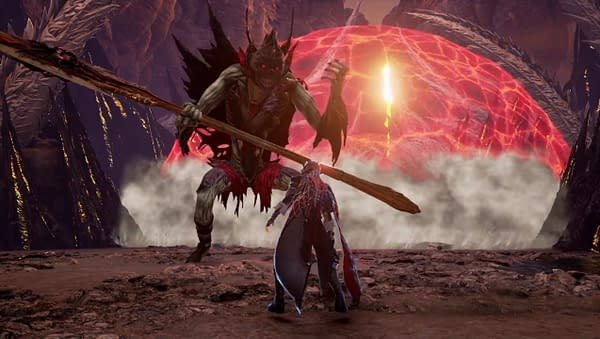 """""""Code Vein"""" Receives A New Trailer Showing Off A New Boss"""