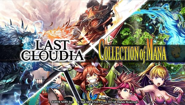 """Last Cloudia"" Is Getting A ""Collection of Mana"" Collaboration Event"