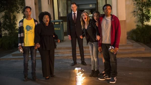 """Community Star Joel McHale Says Reunion Possible """"Now More Than Ever"""""""