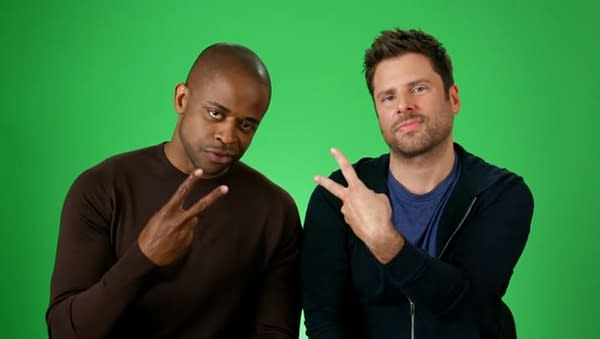 Psych 2 Cast Alternative Auditions | Psych