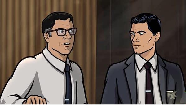 Archer | Season 11: Classic Figgis Teaser | FXX