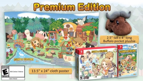 A look at the Premium Edition, courtesy of XSEED Games.