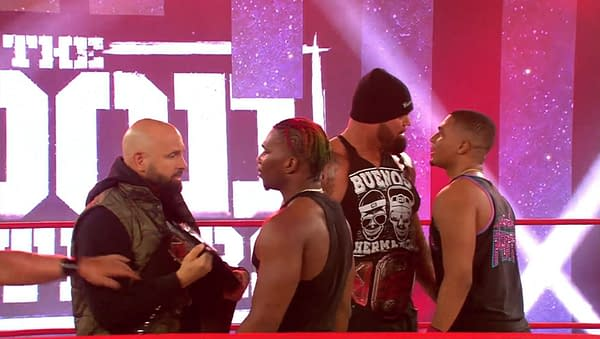 Private Party are the new number one contenders for the Impact Tag Team Championships held by the Good Brothers