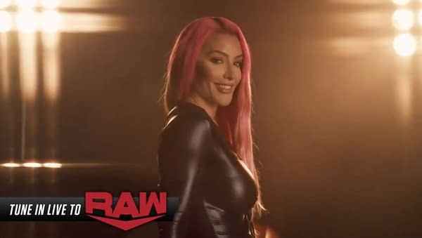 Eva Marie announced she will make her return to WWE soon in a teaser video on WWE Raw tonight.