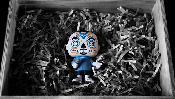Funko Reveals Día de Muertos DC Comics and Gabriel Iglesias Pops