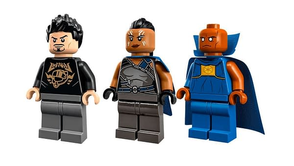 First Marvel Studios What If…? Collectible Arrives With LEGO