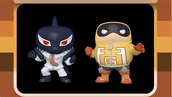 Funko FUN TV FunKon Edition - The Boys, My Hero, D&D and Star Wars