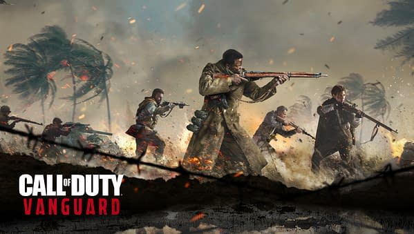 heading back into World War II with a vengeance it seems, courtesy of Activision.