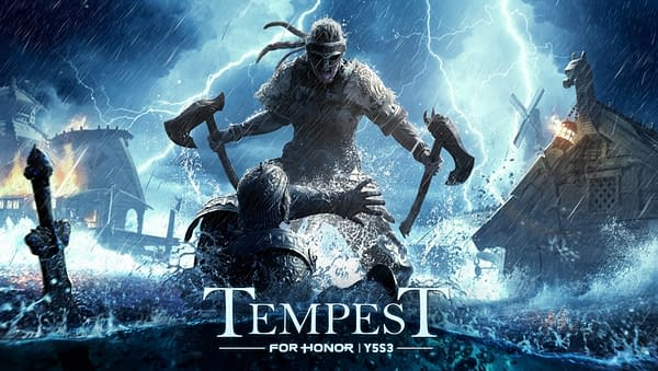 For Honor's Year 5 Season 3 Tempest Will Launch On September 9th