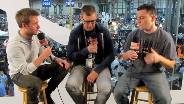 That Infamous Scott Snyder And Jeff Lemire Interview With Chris Hardwick