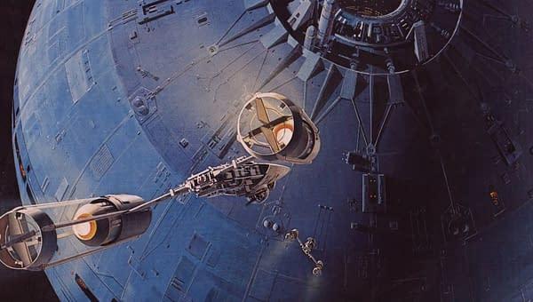 Ralph McQuarrie Star Wars
