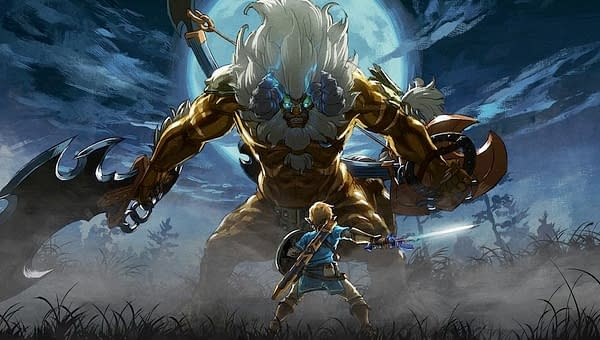 Breath of the Wild Becomes the Second Best-Selling Zelda Game