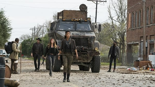 Bleeding Cool's Fear the Walking Dead Rewind: A Look Back at 'Good Out Here'