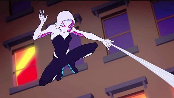 Trailer for Disney XD Animated Series Marvel Rising: Initiation Hits