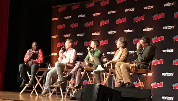 SuperMansion at NYCC: Even Though its Bad, We Just Keep Doing it