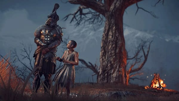 Ubisoft Apologizes Over Assassin's Creed: Odyssey's First Blade DLC
