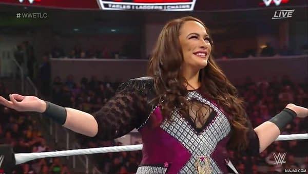 WWE's Latest Intergender Wrestling Feud is a Twitter Spat Between Nia Jax and Tye Dillinger