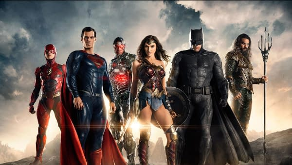 So About Warner Bros. Pictures DCEU Shared Universe Moving Forward…