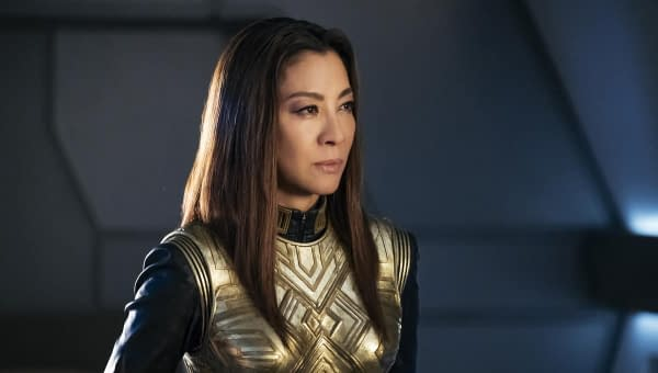 Standalone 'Star Trek' Series Centering on Michelle Yeoh Confirmed, Currently in Developement