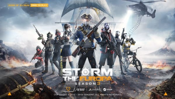 Ring of Elysium's Third Season is Now Live with New Bonuses