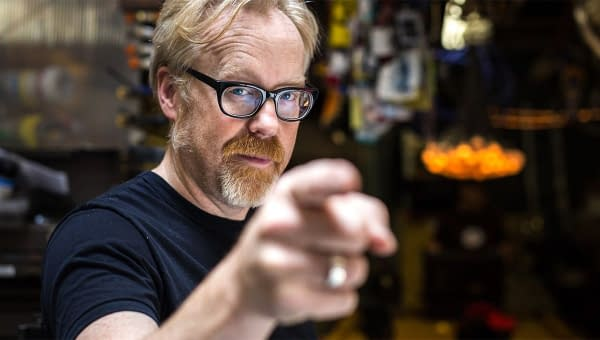 Adam Savage Has New Series Coming to Science Channel This June!