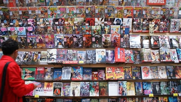 Magic, Marvel and Monitoring Pullboxes - Comic Store In Your Future.