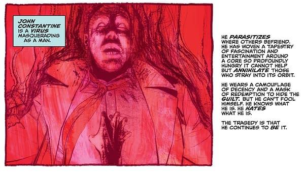 """John Constantine is a Virus"" - Hellblazer #6 (Spoilers)."