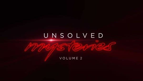 A Chilling Teaser Arrives For Unsolved Mysteries Volume 2