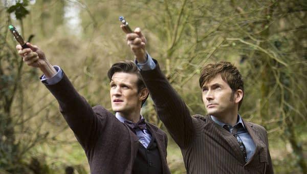 Doctor Who (Image: BBC Studios)