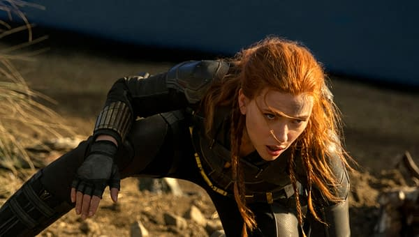 Black Widow Still Set as a Theatrical Release, Disney Remains Flexible