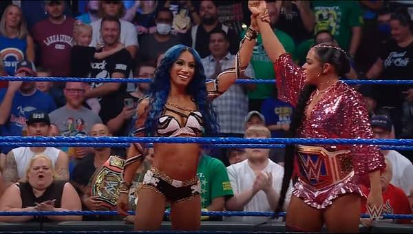 WWE Smackdown 7/30/2021
