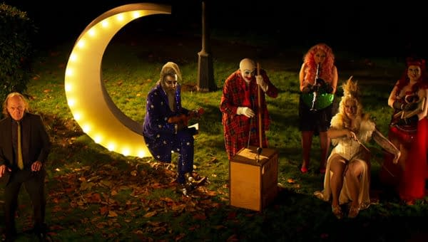 The Show Review: Alan Moore's First Film Far Funnier Than You Expect