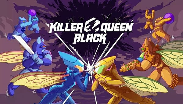From Arcade to Console: We Tried Killer Queen Black at E3