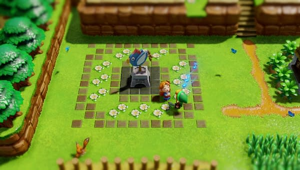 Review: The Legend of Zelda: Link's Awakening