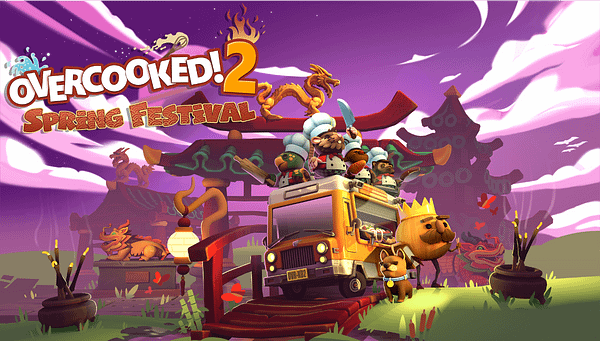 """The Spring Festival Has Been Added To """"Overcooked 2"""""""