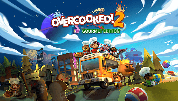 Overcooked 2: Gourmet Edition brings the entire multiplayer adventure to consoles, courtesy of Team17.
