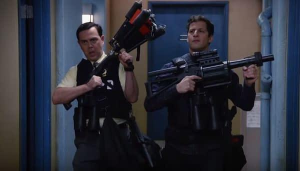 Brooklyn Nine-Nine Season 6: Locked and Way Too Loaded in New NBC Promo