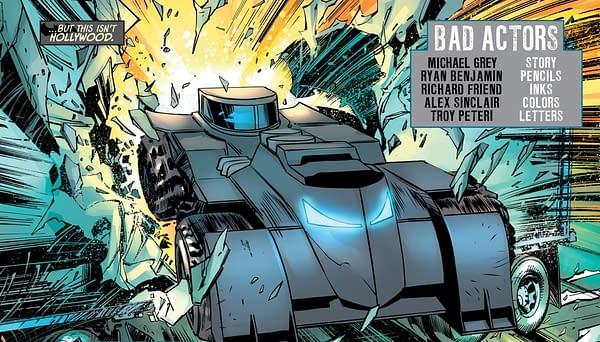 Who On Earth is DC Comics' New Batman Writer Michael Grey?