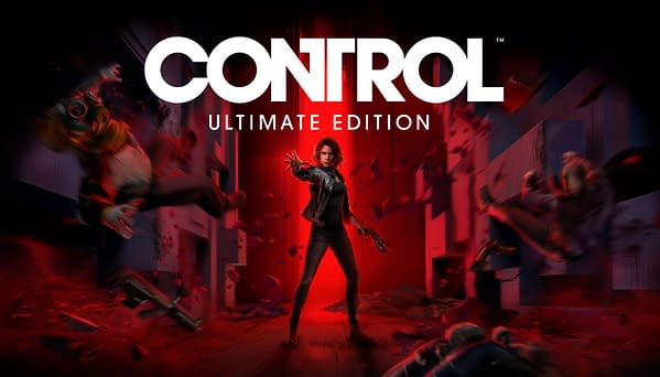 Control: Ultimate Edition will drop on Steam on August 27th, courtesy of 505 Games.