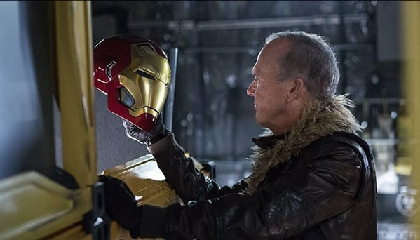 The Flash: Michael Keaton on Marvel, DC, and Revisiting Batman