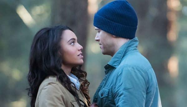 Maisie Richardson-Sellers On How Legends Of Tomorrow Season 3 Will Shake Vixen To Her Core