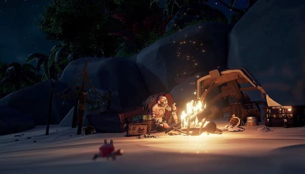 Sea Of Thieves Introduces Cargo Runs for Merchant Alliance Fans