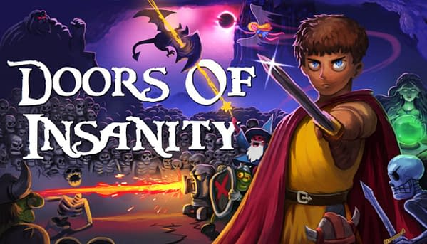 Doors of Insanity does not yet have a release date, courtesy of Another Indie.