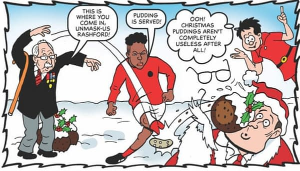 """The Beano Publishes """"Adult Satirical Edition"""" This Week"""