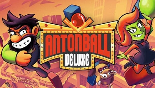 How many Antonball Deluxe arcade titles do you think you can be champion in? Courtesy of Proponent Games.