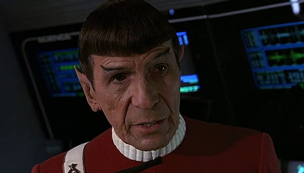 Star Trek: Boston Honors Late Actor Leonard Nimoy for 90th Birthday