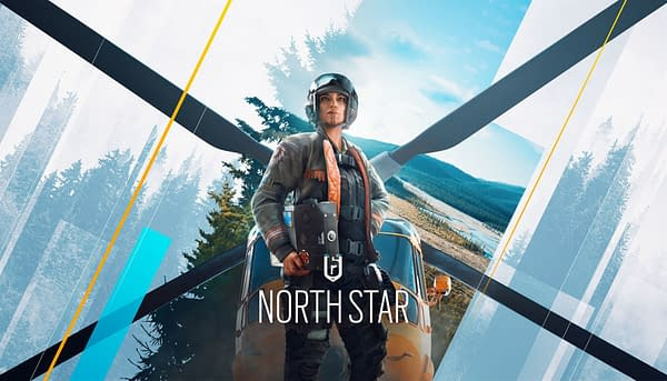 A look at Northstar, the latest addition to Rainbow Six Siege, courtesy of Ubisoft.